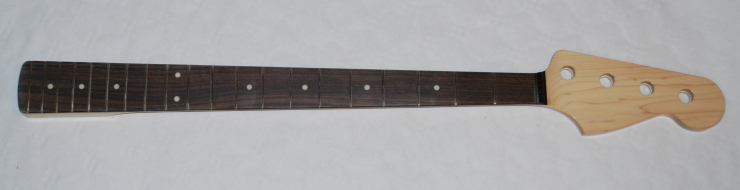 Hosco J-bass neck rosewood