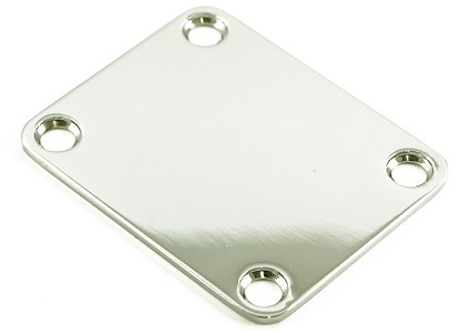 Neck Plate Chrome US
