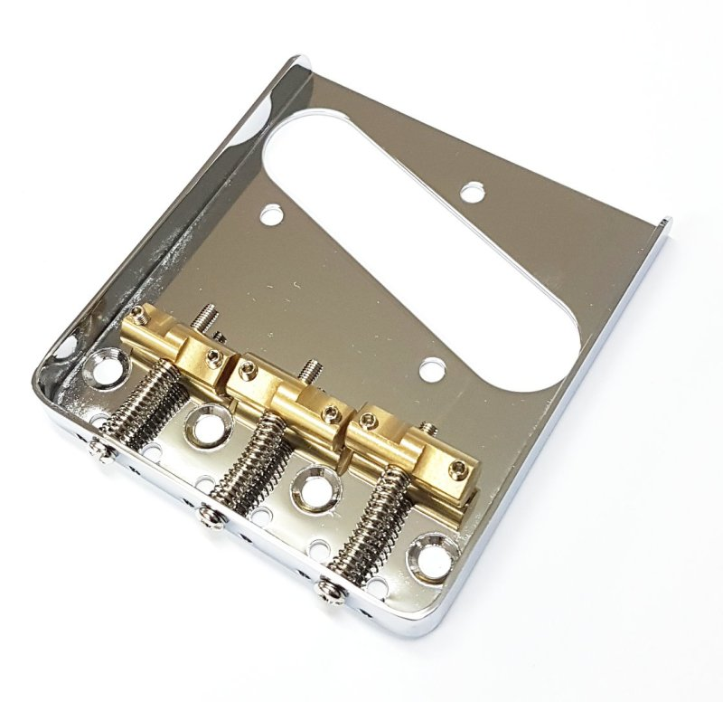 -GD- Tele bridge vintage compensated saddles