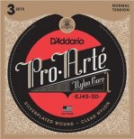 D'Addario Classic Normal tension 3-Pack