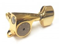 GOTOH SGS510Z-A07 Rock Solid. Locking Gold