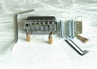 Wilkinson WV2SB Vintage Style Guitar Tremolo Bridge