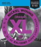 D'Addario 009-040 Balanced Tension