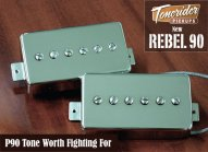 Tonerider Rebel 90 Neck Gold