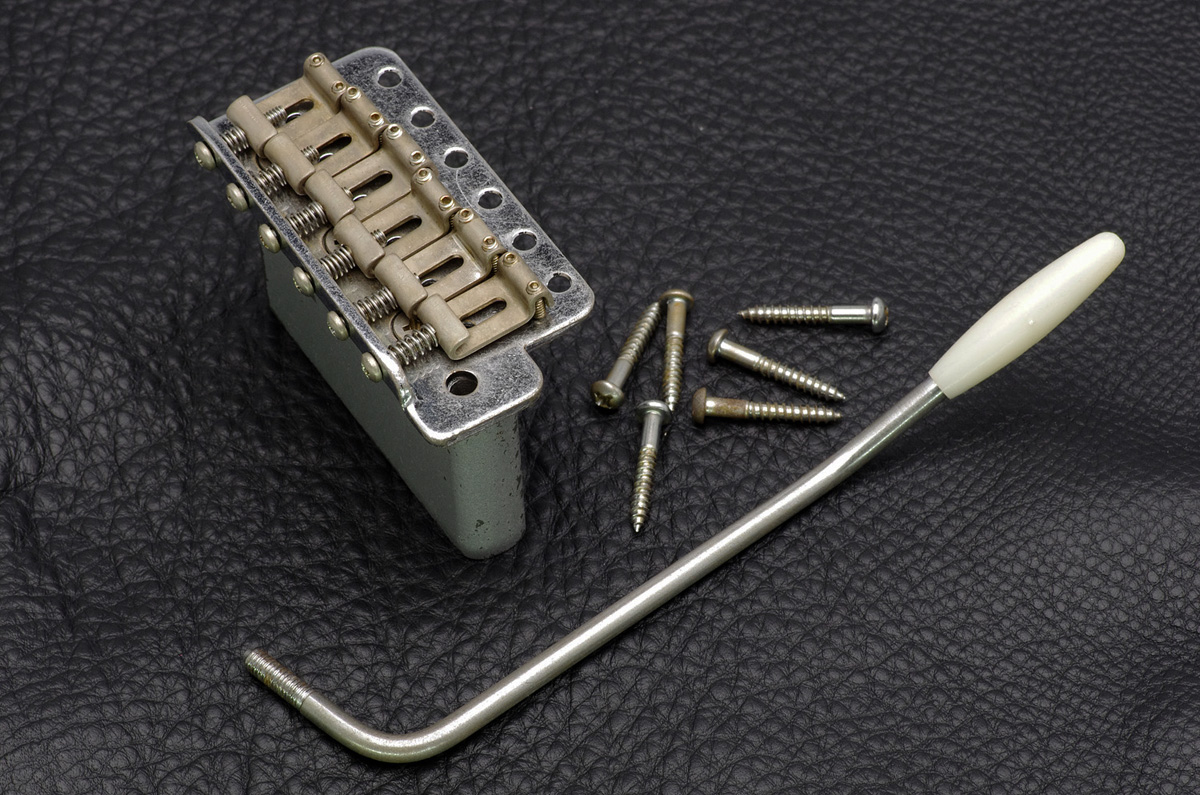 Gotoh Strat bridge Relic