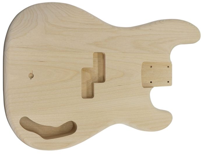 Hosco P-bass body UNF