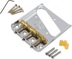 Fender 3-Saddle American Vintage Hot Rod Telecaster® Bridge Asse