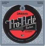 D'Addario Classic Carbon Normal tension