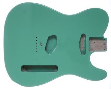 Hosco T-model body alder Surf Green