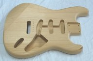 Hosco Strat Body Alder Unfinished CNC
