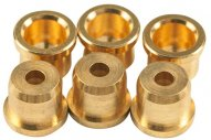 KLUSON® REPLACEMENT STRING FERRULES FOR FENDER TELECASTER GOLD