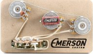 Emerson BLENDER 5-WAY STRAT PREWIRED KIT