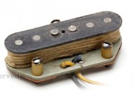 Antiquity II Tele Twang Bridge