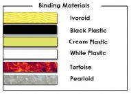 Binding Turtle Plast