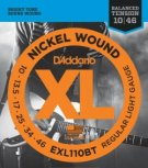 D'Addario 010-046 Balanced Tension