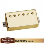 Tonerider Rocksong Neck Gold